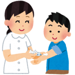10月よりインフルエンザ予防接種の受付を開始いたします。